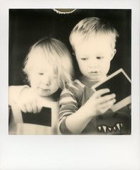 (er_code_blue) Tags: polaroidweek film integral analog instant impossibleproject 600 690 polaroid