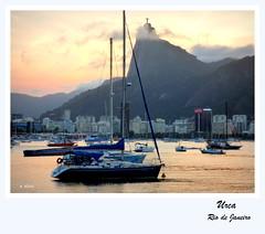 Urca - Rio de Janeiro (o.dirce) Tags: corcovado cristoredentor riodejaneiro urca odirce paisagem