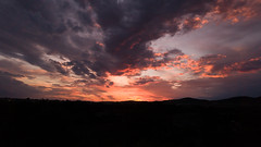 A Sunset full of life (Mobile_Photographer) Tags: sunset 169 galaxys8 manualmode raw tramonto colorfulclouds colorfulsunset vividcolors s8 smartphone mobile