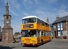 Geordie? Sure (Richie B.) Tags: leyland atlantean an68 alexander tyne wear newcastle busways brough cumbria ejr111w