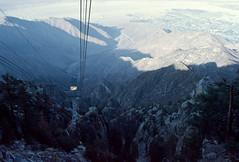 San Jacinto Peak, California (Roger Gerbig) Tags: sanjacintopeak california palmspringsaerialtramway rogergerbig canonf1 canonfd35105mmf35 kodakelitechrome200 ed200 slidefilm 135film 35mm transparencyfilm