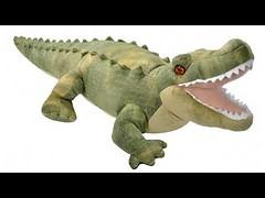 "What is Price of Wild Republic Green Alligator Plush, Stuffed Animal, Plush Toy, Gifts For Kids, Cuddlekins, 23"" (bauxitetraders) Tags: wild republic green alligator plush stuffed animal toy gifts for kids cuddlekins 23"