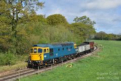d37083 (15c.co.uk) Tags: emrps foxfieldrailway class33 33102