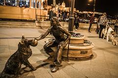 The Best Relationship in the world (BisonAlex) Tags: europe 歐洲 sony a73 a7iii a7m3 a7 taiwan 台灣 外拍 旅拍 travel 街拍 street streetphoto streetshot hungary budapest 匈牙利 布達佩斯 dog 狗