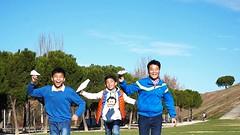 Le varie circostanze in cui le persone crescono danno origine a ruoli diversi (eshao5721) Tags: alberi cieloblu bambini lachiesadidioonnipotente dioonnipotente creatore