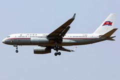 P-632 Air Koryo Tu-204 (twomphotos) Tags: plane spotting she zytx short final for rwy24 air kory tupolev tupolw t204 northkorea bestofspotting