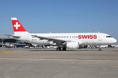 HB-JLQ 19042019 (Tristar1011) Tags: ebbr bru brusselsairport swiss airbus a320200 a320 hbjlq bülach