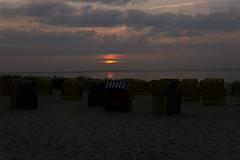 Cuxhaven Sonnenuntergang (Michael Franze) Tags: 30mm sigma contemporary ilce6000 a6000 sony alphanatur landschaft meer nordsee wasser sonnenuntergang