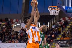 Leyma Coruña vs Levitec Huesca (Foto BC) (3) (Baloncesto FEB) Tags: leboro riazor basquetcoruña leymacoruña