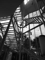 ARQUITECTURA Y GEOMETRÍA.1 (Luis Mª) Tags: sansebastián donostia arquitectura monocromático blancoynegro geometría afiiae