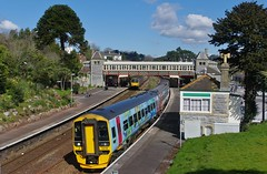 Upgraded to the 90s (Better Living Through Chemistry37 (Archive3)) Tags: 2c67 gwr 158798 torquay railways trains