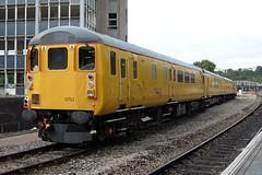 DBSO 9703 at Bristol Temple Meads (Railpics_online) Tags: bristoltemplemeads networkrail dbso 9703