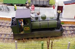 IMGP9007 (Steve Guess) Tags: epsom ewell model railway club england gb uk nescot surrey exhibition show scale trains