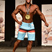 Mens Physique C 1st #34 Alexandre Fortin