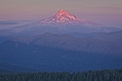 Mount Hood (joyhhs) Tags: flickr mounthood oregon usa sunset landscape colourful august 2017 canon on1 photography