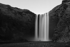 Perspective (joyhhs) Tags: waterfall landscape longexposure iceland skogafoss perspective april 2016 canon on1 photography