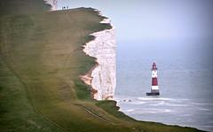 Walk on the wild side (plot19) Tags: beauty beachy fairhead head light lighthouse england english south nikon east sussex plot19 photography uk britain british