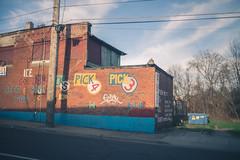 Take Your Pick (IAmTheSoundman) Tags: urban exploring abandoned youngstown ohio urbanexploring takumar m42 sony a99 manualfocus vintagelens jakebarshick