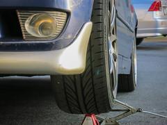 JDM Eyes Front Lip 3 (gold94corolla2) Tags: lexus is300 jdm altezza toyota hankook tires tire ventus v12 evo k110