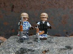 Sergej и Juro (dragunovplayer) Tags: metro 2033 brickarms aksv dragunov aku lego custom legocustom legomilitary