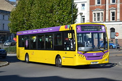 Bournemouth Yellow Buses 530 YX12AKP (Will Swain) Tags: bournemouth 20th october 2018 bus buses transport travel uk britain vehicle vehicles county country england english yellow ratp byb 530 yx12akp former first london tower transit 44250