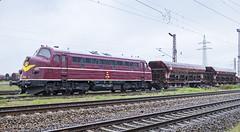 227004 Rothensee Magdeburg, Germany, 14/04/2019 (Waddo's World of Railways) Tags: rothensee germany magdeburg loco locomotive rail railway train yard class227 227004 2270049 227 004 clr 1138 my1138