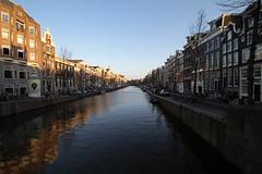 Amsterdam2014_312 (schulzharri) Tags: amsterdam holland niederlande netherlands europ europe water building house haus sun sonne sky himmel blau blue