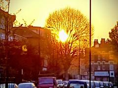 London UK Hackney SUNRISE (V - UK (Thanks for 3,661,231 + views)) Tags: sunrise london uk