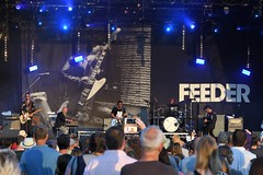 379-20180603_14th Wychwood Music Festival-Cheltenham-Gloucestershire-Main Stage-Feeder on stage (Nick Kaye) Tags: wychwood music festival cheltenham gloucestershire england