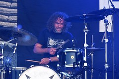 389-20180603_14th Wychwood Music Festival-Cheltenham-Gloucestershire-Main Stage-Feeder-drums (Nick Kaye) Tags: wychwood music festival cheltenham gloucestershire england
