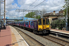313036 313030 Alexandra Palace (CD Sansome) Tags: alexandra palace station ecml east coast main line train trains 313 fcc first capital connect tsgn gtr govia thameslink railway great northern 313036 313030