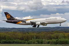 N610UP - Boeing 747-8F - United Parcel Service (UPS) (MikeSierraPhotography) Tags: 747 air airlines airport boeing cgn cgneddk cologne country deutschland flughafen germany köln manufacturer plane spotting town unitedparcelserviceups n610up aircraft fotografie flugzeug aviation spotter flieger planespotting planespotter fliegerei kölnbonnairport eddk konradadenauerairport aeroporto aeropuerto airplane luchthaven planes vliegtuig
