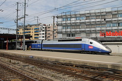 SNCF TGV 719 (Ray's Photo Collection) Tags: station geneva sncf 719 tgv switzerland schweiz suisse swiss railway bahnhof gare