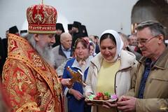 46. Пасхальная вечерня в соборе г. Святогорска 28.04.2019