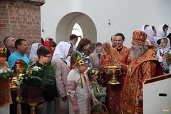 39. Пасхальная вечерня в соборе г. Святогорска 28.04.2019