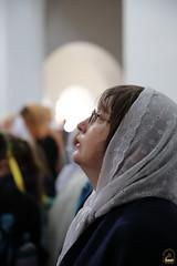21. Пасхальная вечерня в соборе г. Святогорска 28.04.2019