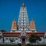 2019 - Thailand - Wat Yansangwararam - Bodh Gaya Pagoda - 2 of 2 thumbnail
