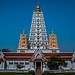 2019 - Thailand - Wat Yansangwararam - Bodh Gaya Pagoda - 2 of 2