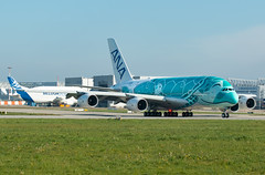 Airbus A380 | All Nippon Airways (ANA) | XFW | F-WWAF | JA382A | 2019 (Michael Kuiper) Tags: airbus a380 all nippon airways ana xfw fwwaf ja382a 2019 finkenwerder