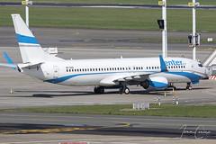 Boeing 737-8CX – Enter Air – SP-ENG – Brussels Airport (BRU EBBR) – 2019 04 26 – Parked – 01 – Copyright © 2019 Ivan Coninx (Ivan Coninx Photography) Tags: ivanconinx ivanconinxphotography photography aviationphotography boeing boeing737 boeing737800 boeing7378cx 737 b737 737800 7378cx enterair speng brusselsairport bru ebbr aviation