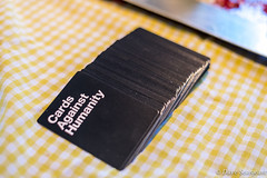Card Against Humanity (daveseargeant) Tags: cards against humanity board game games nikon df 50mm 18g family get together event medway rochester kent home