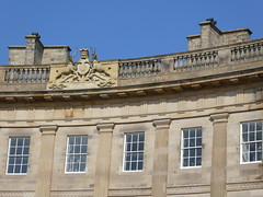 UK - Derbyshire - Buxton - Crescent (JulesFoto) Tags: uk england derbyshire buxton centrallondonoutdoorgroup clog peakdistrict crescent building architecture