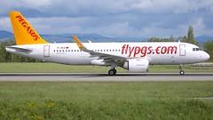 TC-NCA (Breitling Jet Team) Tags: tcnca pegasus airbus a320neo euroairport bsl mlh basel flughafen lfsb eap