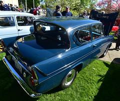Ford Anglia 1200 Super (D70) Tags: 1965 ford anglia 1200 super 14thannual stgeorgesbritishmotoringshow fortlangley britishcolumbia canada