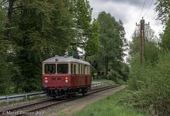 VT03, Holzhausen (cellique) Tags: vt03 eisenbahn eisenbahntradition spoorwegen stahlwerkexpress stahlwerk lengerich georgsmarienhutte huttenbahn holzhausen treinen museumtrein motorwagen zuge railway train