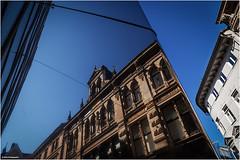 Architekturmix (geka_photo) Tags: gekaphoto braunschweig niedersachsen deutschland spiegelung fassaden architektur architecture newyorker