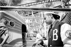 All-American (Steve Lundqvist) Tags: amusement park stockholm sweden skansen summer steve lundqvist gröna lund fun fair travel carousel carrousel merrygoround joust ride boy boys fashion ivy league playing play nikon d700 timing perspective pov
