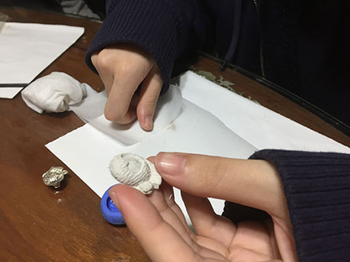 純銀黏土體驗課程