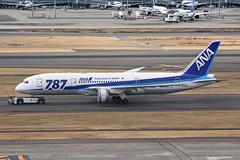 JA818A, Boeing 787-8, All Nippon Airlines, Tokyo Haneda (ColinParker777) Tags: ja818a boeing787b787b7887887878b7878airlinerdreamlineraircraftairplaneaeroplaneplanetowingtowedtractortugengineenginelessstoredstoragestoreunuseddisusedrollsroycetrent1000ananhallnipponairlinesairwaysairaviationairportrjtt japan runway apron taxiway ramp tug tractor problem canon 5d3 5dmk3 5dmkiii 5diii 100400 l lens zoom telephoto pro mkii mk2