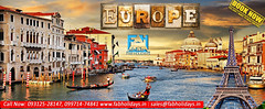 Europe Tour Packages (fabholidays) Tags: